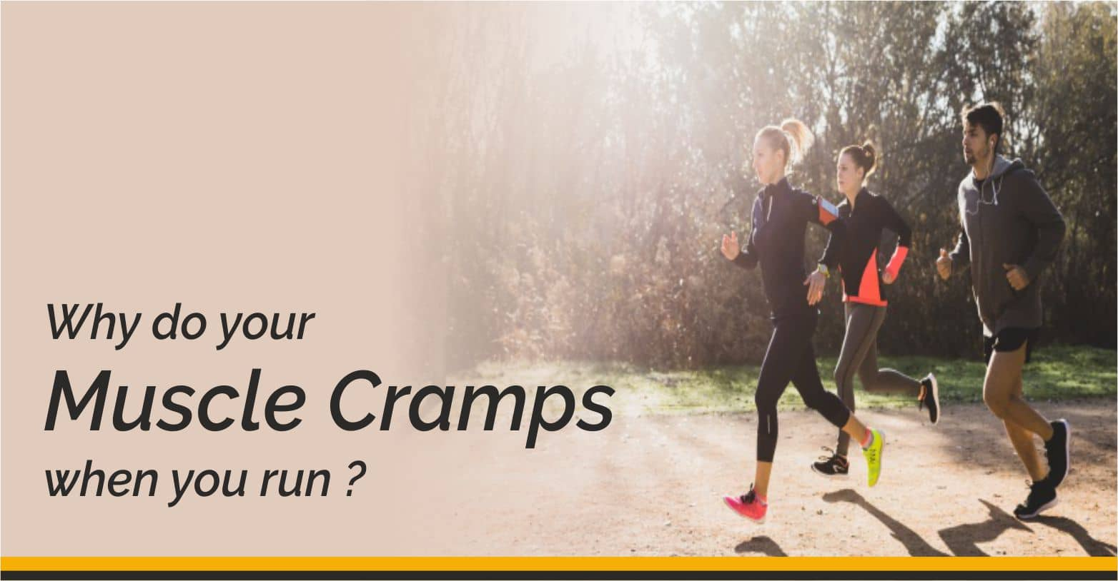 Why Do Your Muscles Cramp When You Run ?